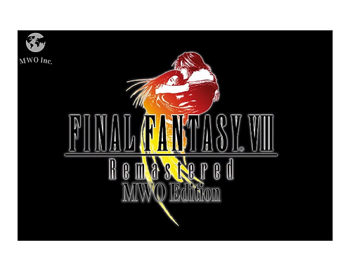 Final Fantasy 8 Remastered MWO Edition