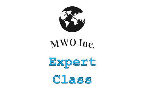Gamer Expert Class Fee