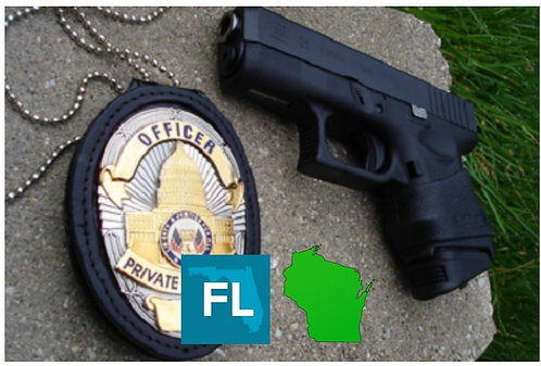 Concealed Carry License Training WI FL