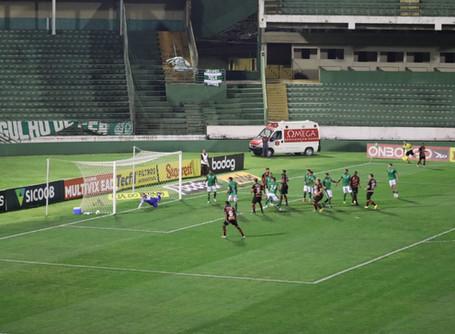 Oeste Barueri visita o Guarani pela Série B do Campeonato Brasileiro