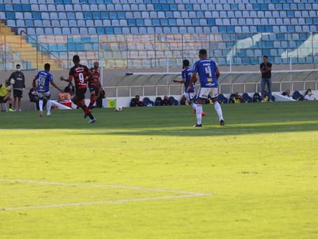 Oeste Barueri empata com Cruzeiro na Arena