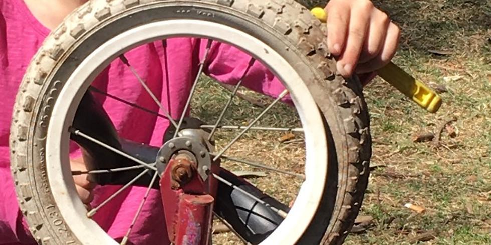 Kids Basic Bike Maintenance Workshop