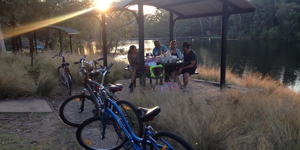 Lake Parramatta Ride