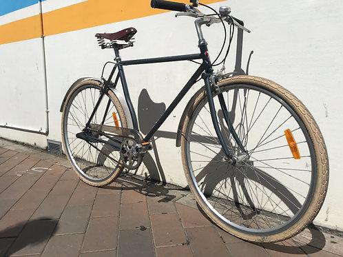 Sable & Argent City Bike