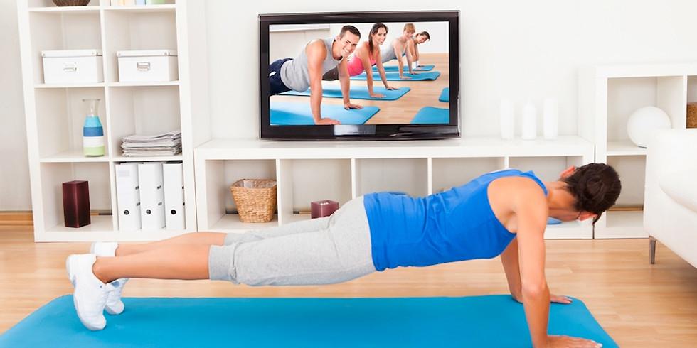 Online Fitness Class - Wednesday@11am (1)