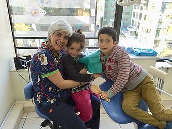 Odontopediatra de Yohanan