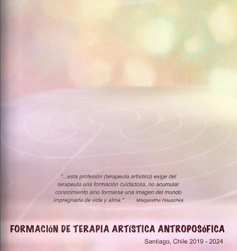 Formación de Terapia Artística Antroposo