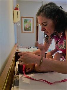 pediatra de Yohanan