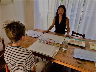 Sofie Silva, terapeuta artística