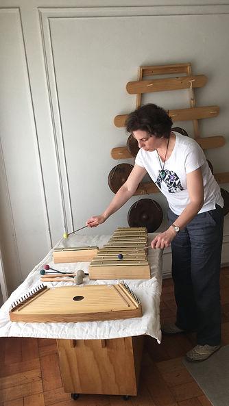 Xilofono de Madera