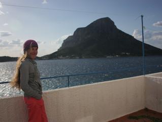 Kalymnos - czyli po co w Grecji wełniana czapka?