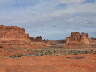 USA - Utah. Arches National Park