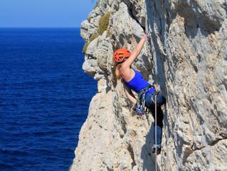 Grecja - obóz wspinaczkowy na Kalymnos (jesień 2015)