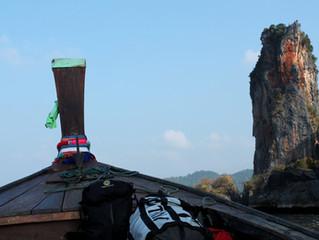 Tajlandia - plażing w wersji wspinaczkowej