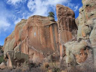 USA - Colorado. Penitente Canyon czyli warto słuchać lokalsów!