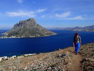 Grecja - obóz wspinaczkowy na Kalymnos (wiosna 2017)