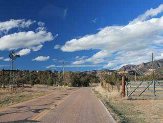 USA - Colorado. Shelf Road Rock