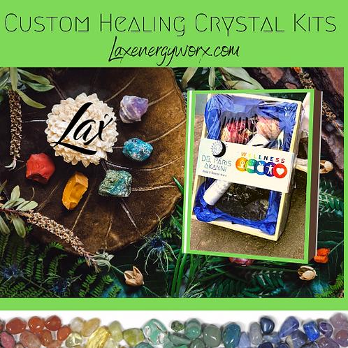 Custom Healing Crystal Kits