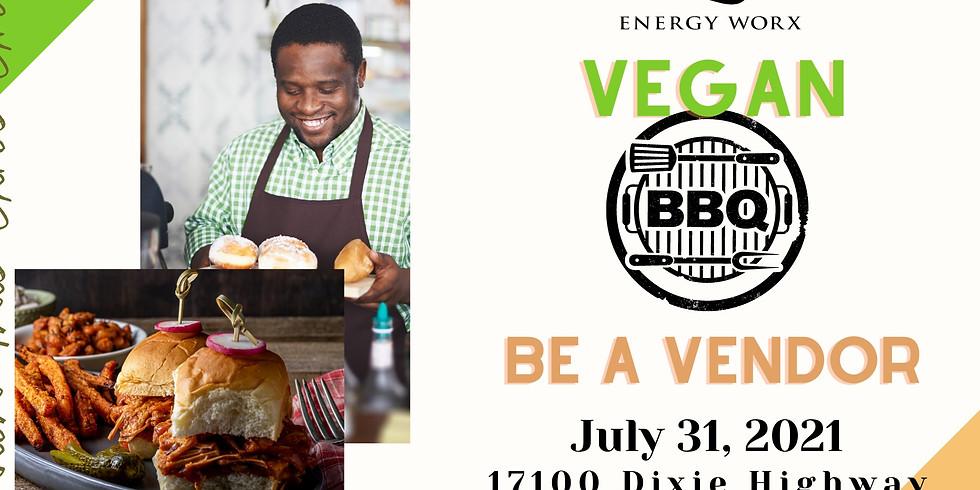 Vegan BBQ Vending Team