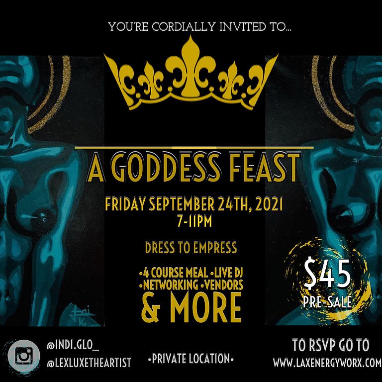 The Goddess Feast