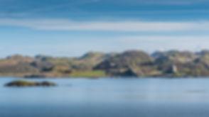 Crinan Loch Crinan and Duntrune Castle G