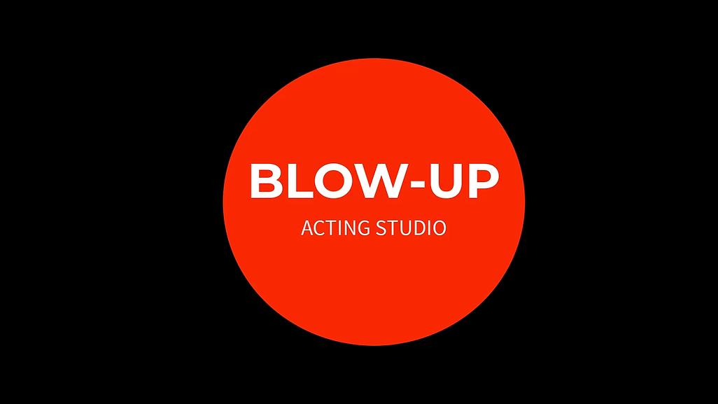 Blow-Up Acting Studio Logo Oficial.png
