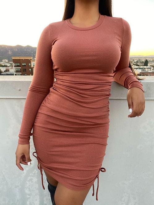 ''Rustic'' Dress