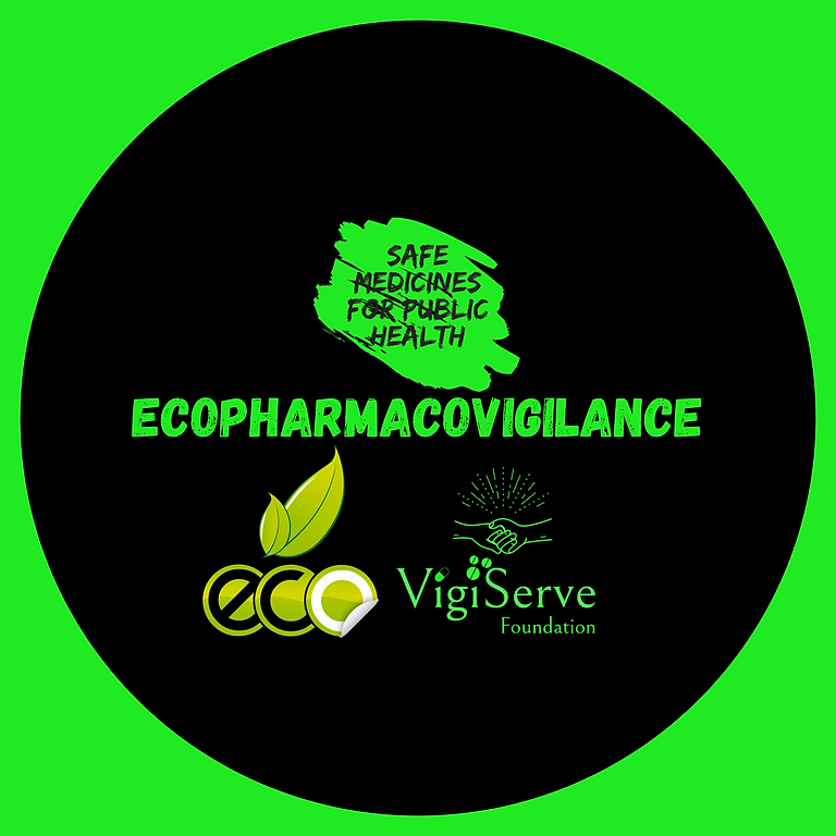 Webinar on EcoPharmacovigilance