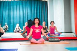 Йога в Астане