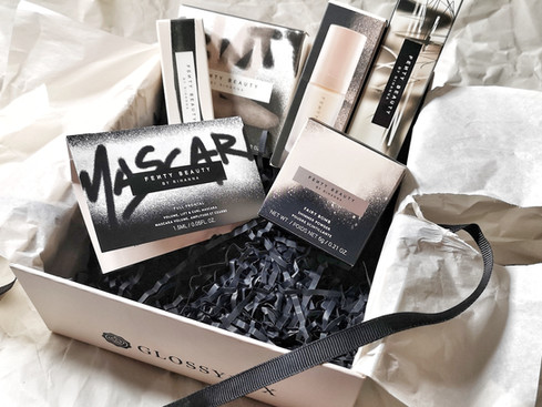 Glossybox x Fenty Beauty Review