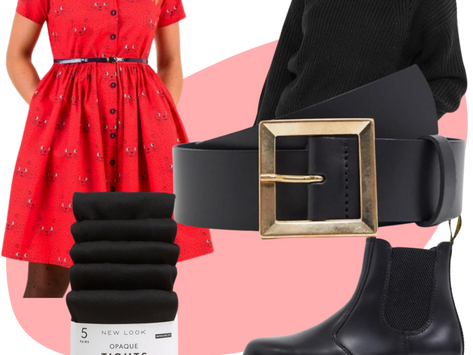 Fashion Victim; Three Ways to Wear the Must-Have Dress