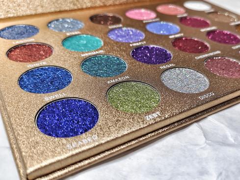 Jolie Beauty: Glitter Goals