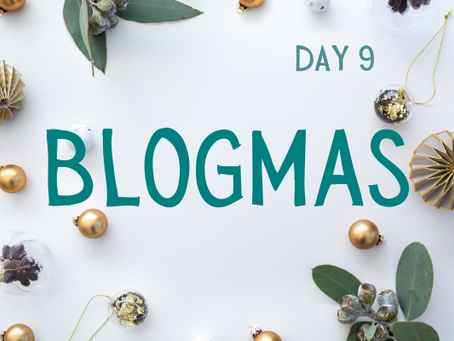 Day 9 - DIY Advent Calendar