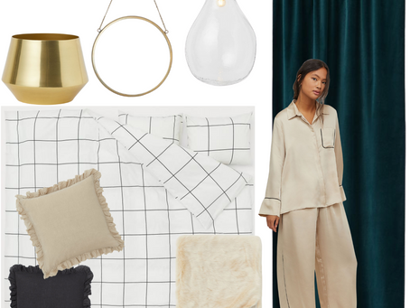 New Season Styling at Home with H&M