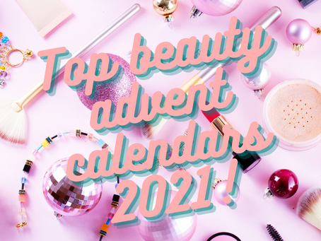 Best of the Beauty Calendars 2021