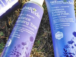 REVIEW: Urban Veda Radiance Skincare Range