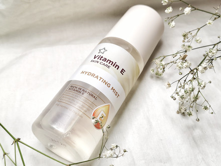 Rapid Reviews: Vitamin E Hydrating Mist