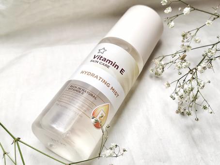 Rapid Reviews: Vitamin E Hydrating Mist