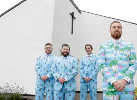 Plan a Wedding in Nine Weeks (#2)