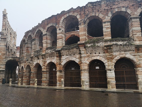 One for... A Weekend In Verona
