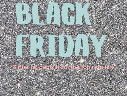 Black Friday: Top Picks