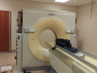 Philips Brillance 64 Slice CT Scanner Rigging, Crating, Relocation