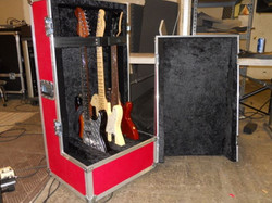 Rock Hard Case_Multi-Guitar Case