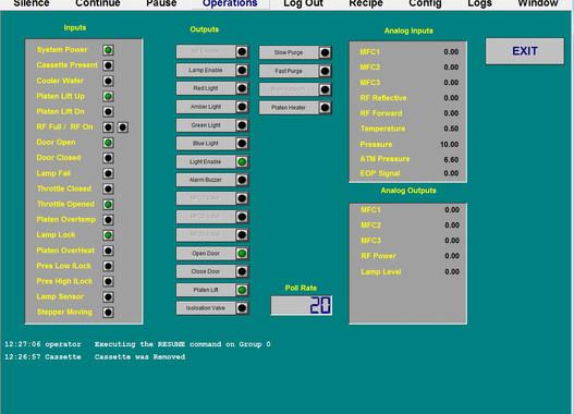 IDX Flexware Control Software