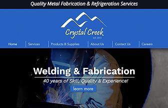 crystal creek - myerz-media-web-design.p
