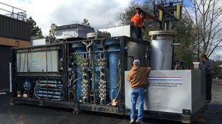 American Gas & Technology Dallas, Oregon