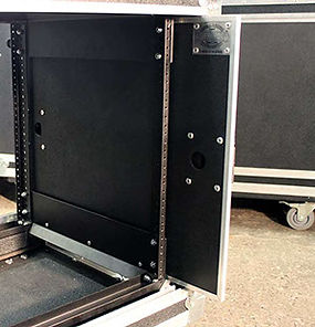 Quality ATA Flight Road Case for Rack Units