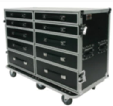 ATA Road Case Auxiliary Storage