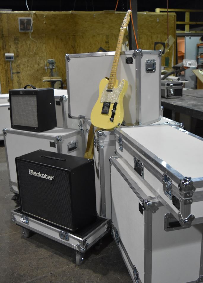 Rock Hard Case_amp & rack cases