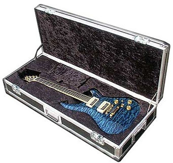 Road Case for Guitar, Bass, or Keyboard